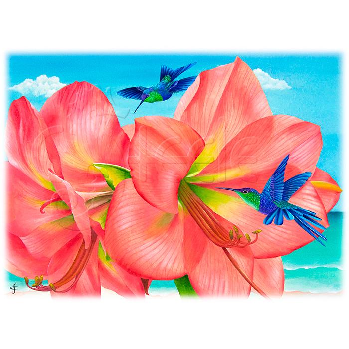 Petal Passion by Carolyn Steele