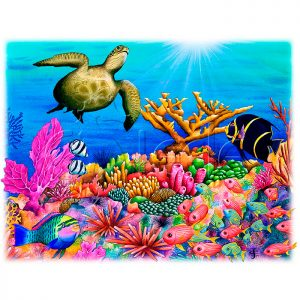 Reef Revelers by Carolyn Steele
